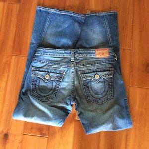 True Religion Joey Big T Jeans size 30 x 34